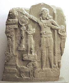 Escultura de Amaravati