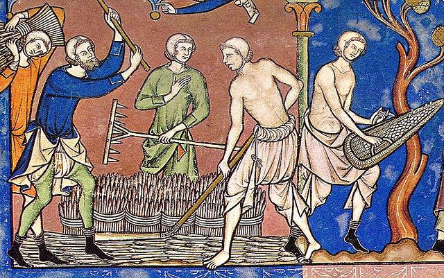 Las bragas medievales